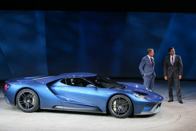 New Ford GT Concept